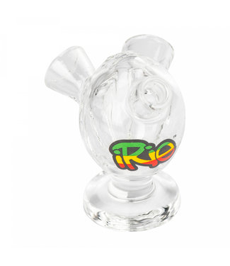 "iRie 2.5"" Double Blunt Bubbler"