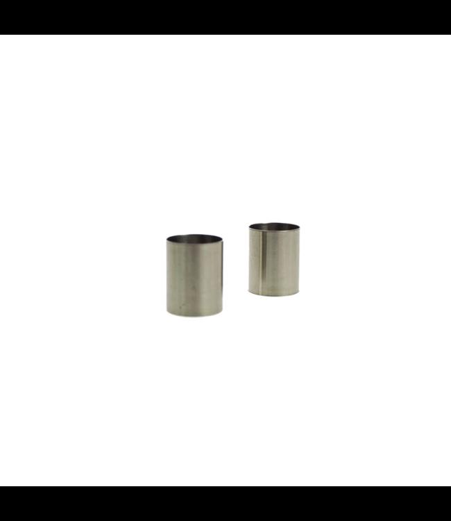 Focus V Focus V Carta E-Rig Titanium Bucket 2-Pack