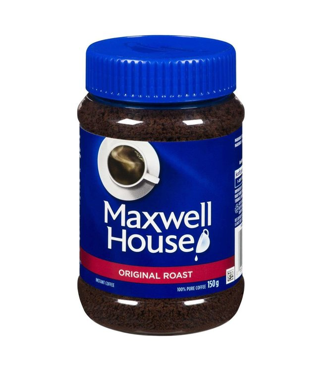 Safe - Maxwell House (Small - 326g)