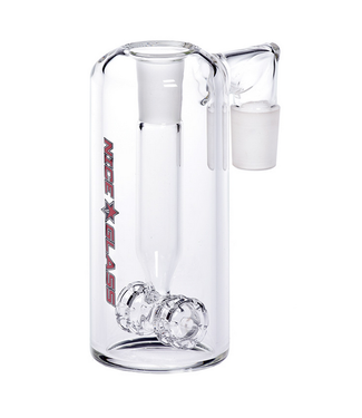 Nice Glass Nice Glass 14mm 90° Two Wheel Ash Catcher