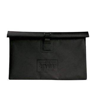 RYOT RYOT Flat Pack Smell Proof Pouch w/ Lock Black Medium