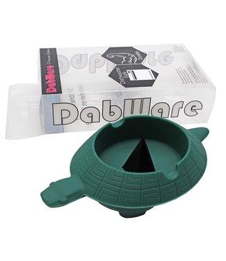 """DabWare DabWare 5"""" Silicone Turtle Ashtray"""