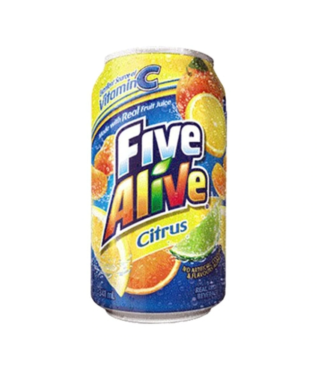 Safe - Five Alive 355mL