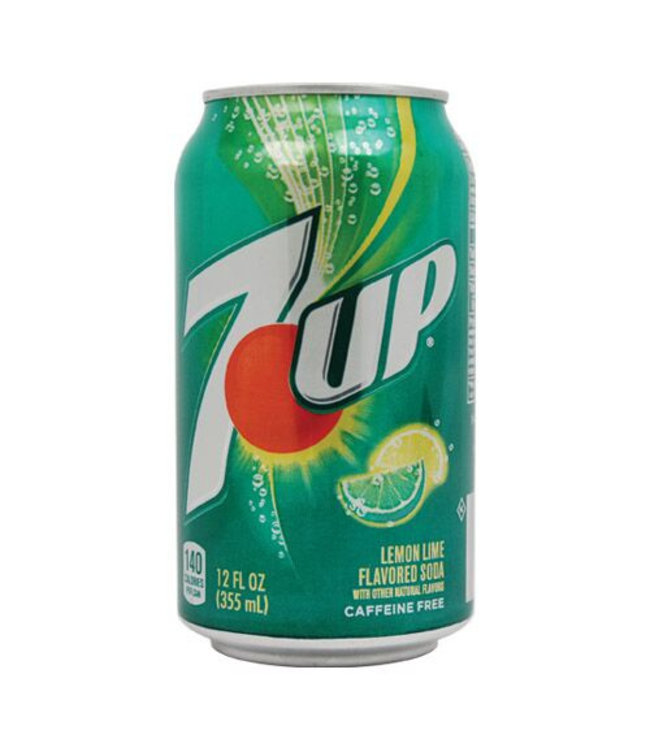 Safe - 7-Up 355mL