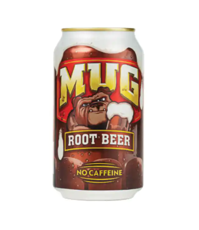 Safe - MUG Root Beer, 355mL