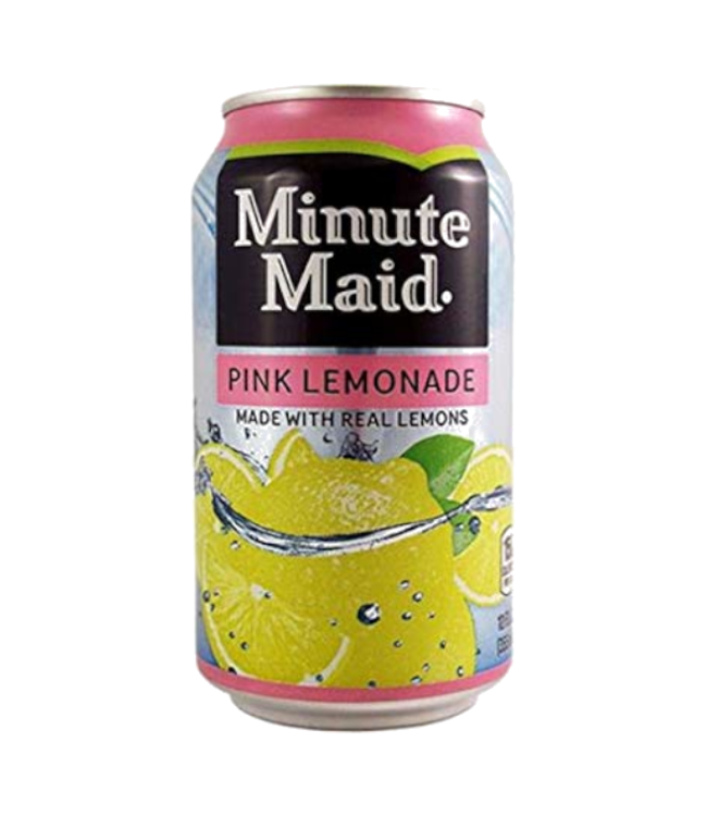 Safe - Minute Maid Lemonade 355mL