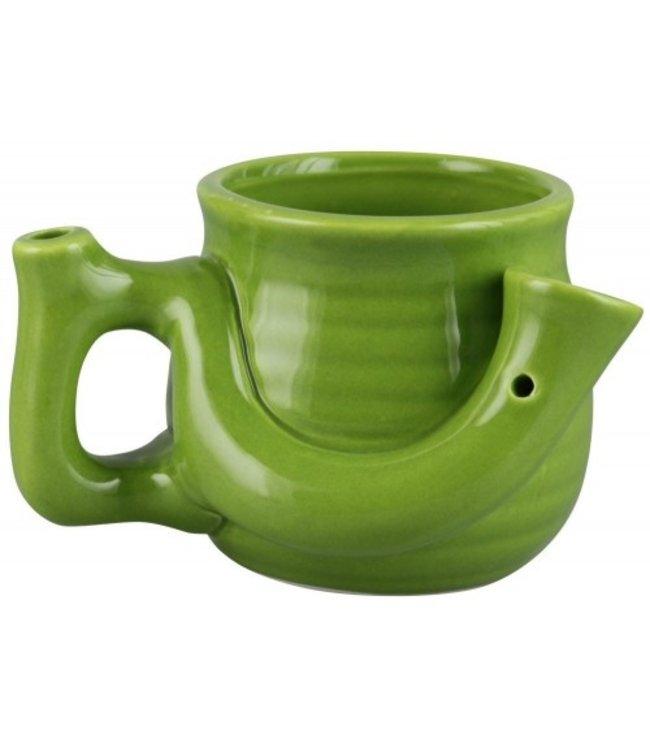 Wake & Bake 16oz Ceramic Pipe Mug