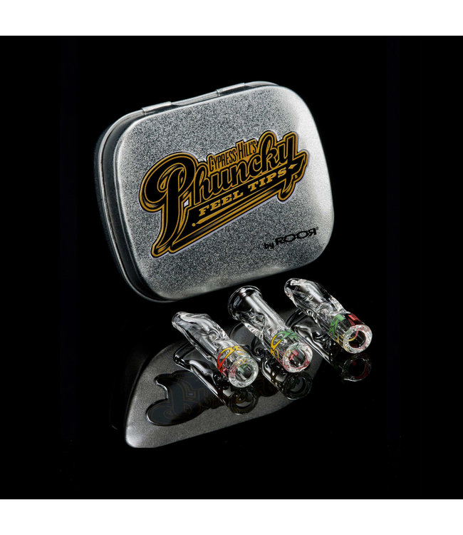 ROOR ROOR x Cypress Hill Phuncky Feel Tips 3-Pack