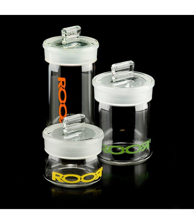 ROOR ROOR Glass Jar w/ Stopper Lid Small 30mm