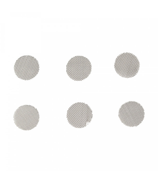 Arizer Arizer ArGo Stainless Steel Screens (6-Pack)