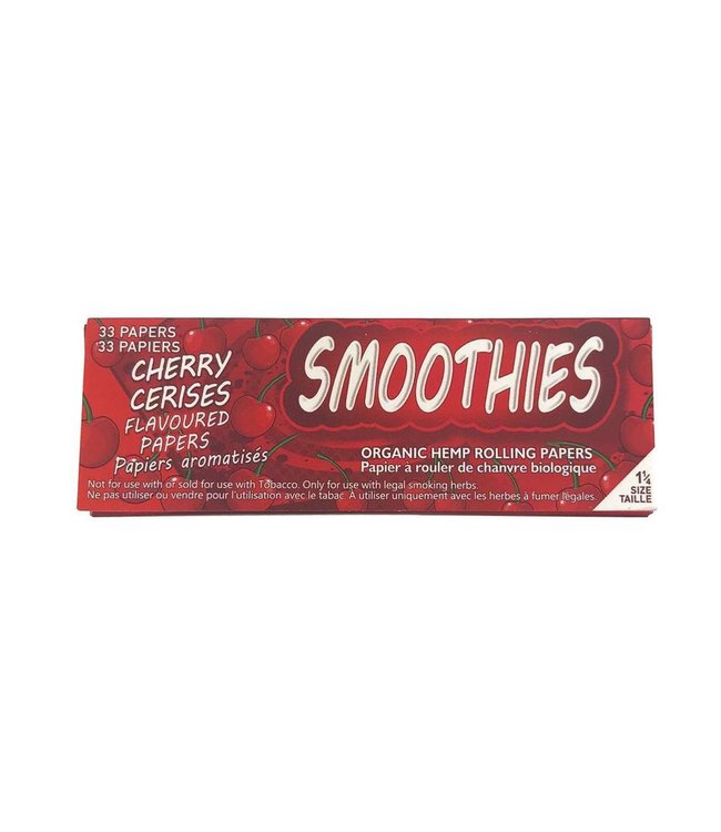 Smoothies 1 1/4 Papers - Cherry