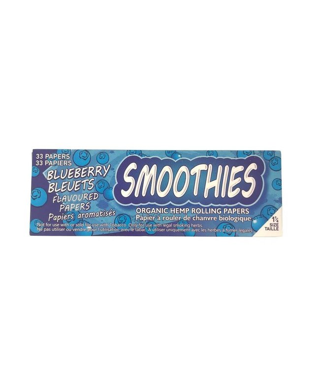 Smoothies 1 1/4 Papers - Blueberry