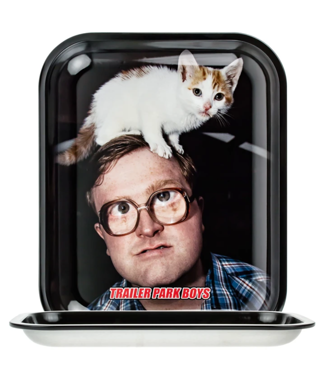 Trailer Park Boys Trailer Park Boys Rolling Tray - Head Kitty