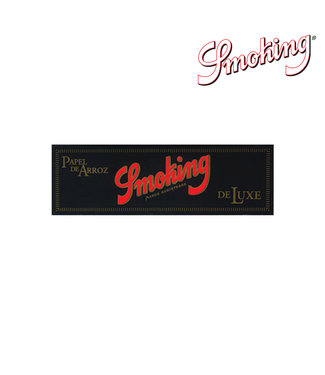 Smoking Smoking Deluxe 1 1/4 Papers