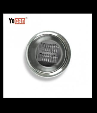 Yocan Yocan Evolve Plus / Regen Quartz Dual Coil (QDC) Single