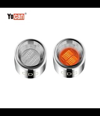 "Yocan Yocan Evolve / ""The One"" Quartz Dual Coil"