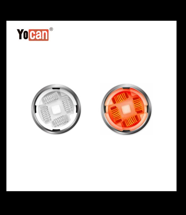 Yocan Yocan Evolve Plus XL Quad Coil - Single