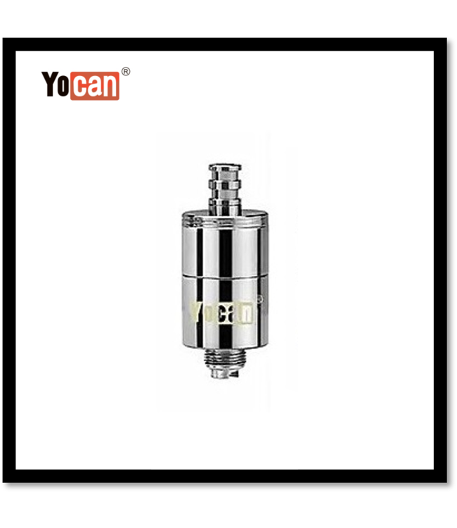 Yocan Yocan Magneto Layered Ceramic Coil & Cap, Single