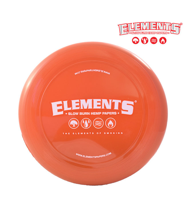 Elements Elements Flying Tray Red
