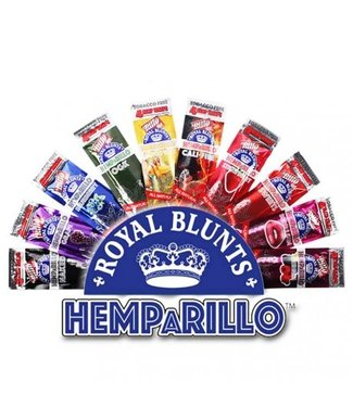 Royal Blunts Royal Blunts Hemparillo Wraps 4-Pack