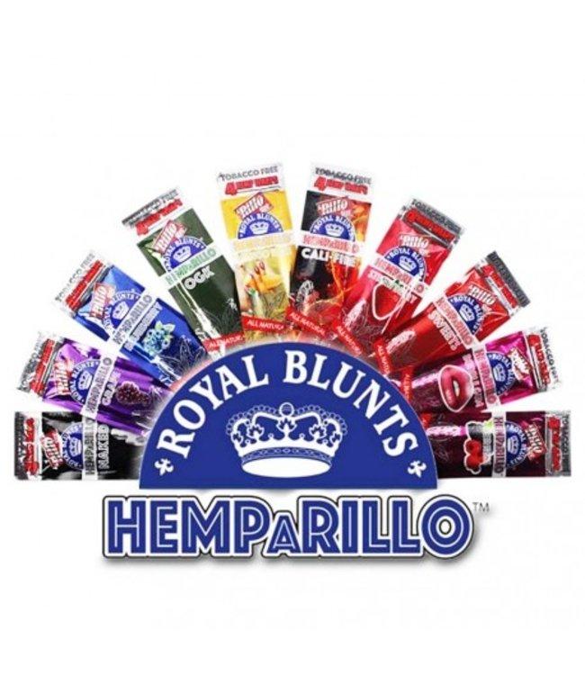 Royal Blunts Royal Blunts Hemparillo Wraps 4-Pack