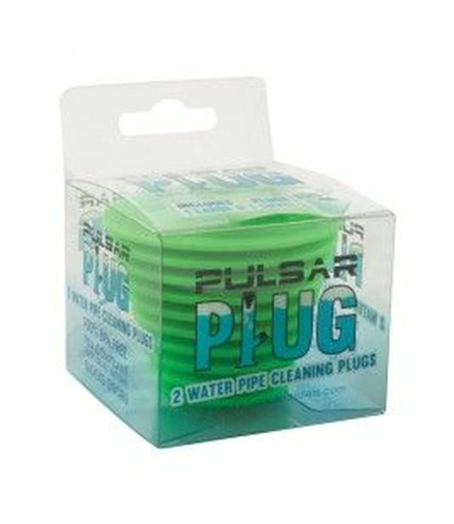 Pulsar Pulsar Plug Silicone Cleaning Plug Set Assorted Colours