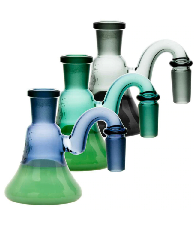 Pulsar Pulsar 2-Tone Dry Ash Catcher 14mm 90° Male Assorted Colours