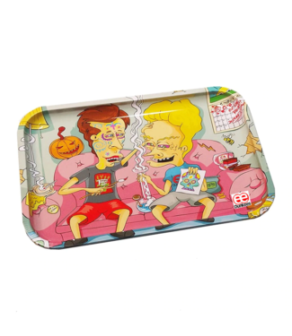 """Dunkees Dunkees Rolling Tray 13"""" x 9"""" Dab of the Dead"""