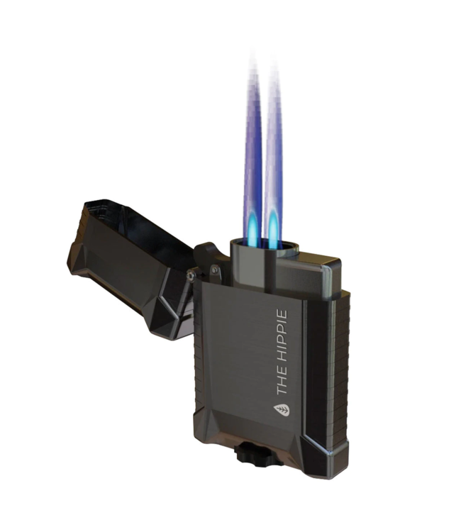 The Hippie Double Jet Torch Lighter