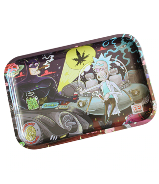 """Dunkees Dunkees Rolling Tray 11.75"""" x 7.75"""" Smoke Signals"""