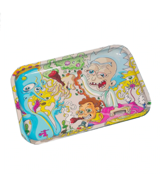 """Dunkees Dunkees Rolling Tray 13"""" x 9"""" Get Swifty"""