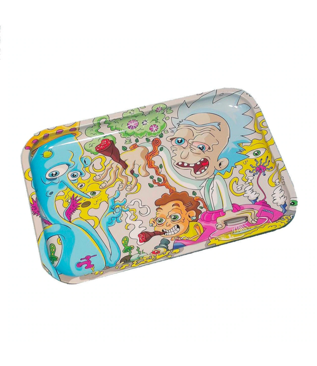 """Dunkees Dunkees Rolling Tray 11.75"""" x 7.75"""" Get Swifty"""