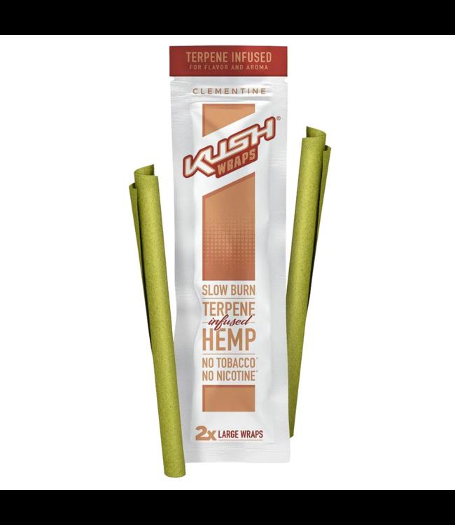 Kush Kush Wraps w/ Terpenes 2-Pack