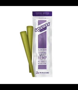 Kush Kush Cone Wraps w/ Terpenes 2-Pack