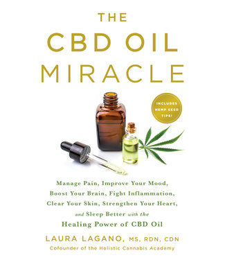 CBD Oil Miracle, The (Laura Lagano)