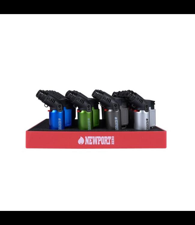 Newport Newport Zero Side Torch Small Metallic