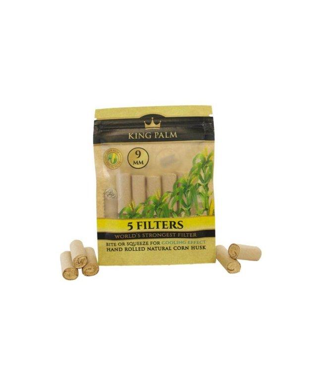 King Palm King Palm Corn Husk Filters 5-Pack