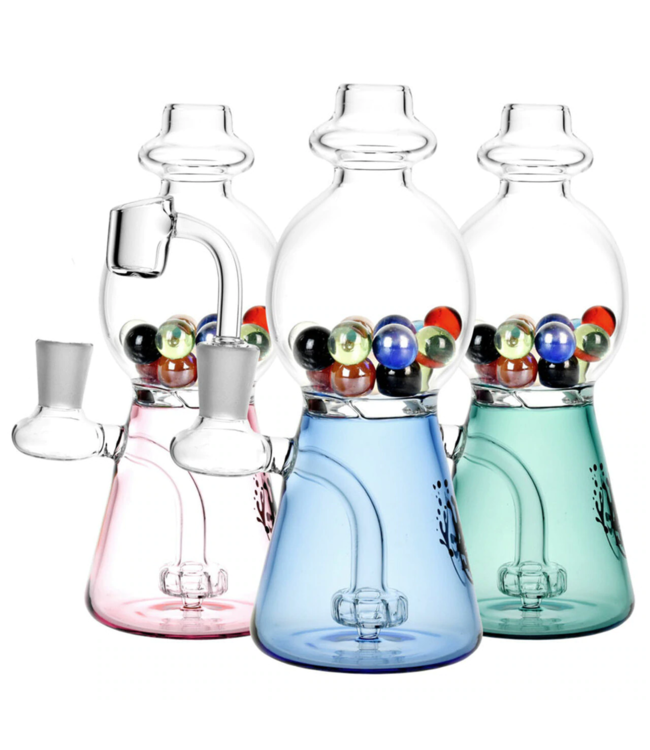 "Pulsar Pulsar 7.5"" Gumball Machine Rig Assorted Colours"