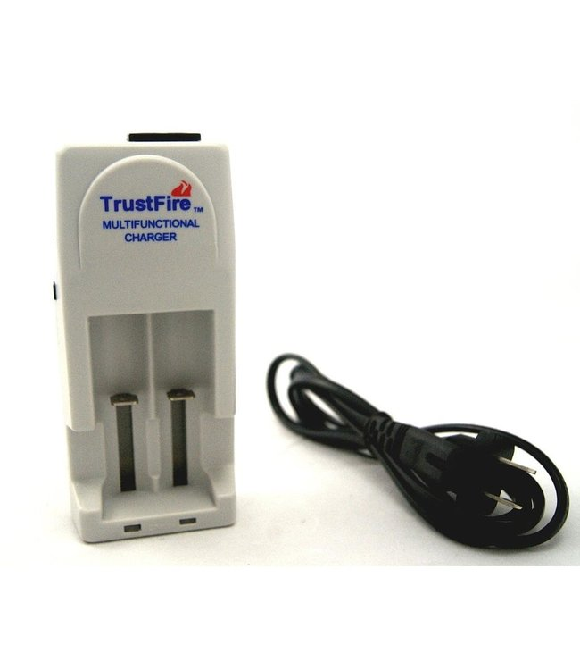 Trustfire Dual Battery Charger