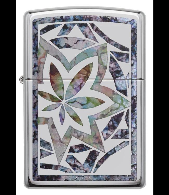 Zippo Lighter Fusion Leaf