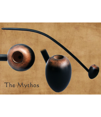 """MacQueen Pipes MacQueen Pipes 16"""" Birch Mythos Pipe"""