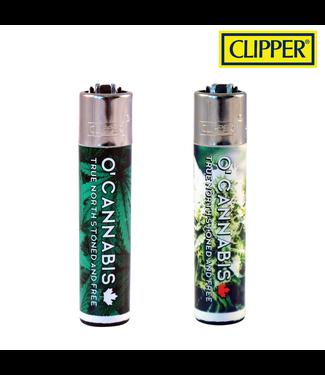 Clipper Clipper Refillable Lighter O' Cannabis