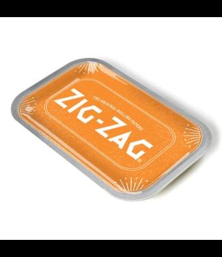 """Zig Zag Zig Zag Rolling Tray Orange Medium 11.5"""" x6"""""""