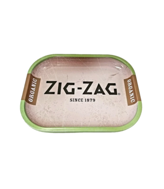 """Zig Zag Zig Zag Rolling Tray Organic Small 7"""" x 5.5"""""""