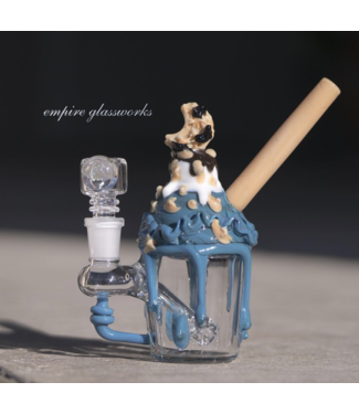Empire Glassworks Empire Glassworks Cookie Monster Sundae Rig