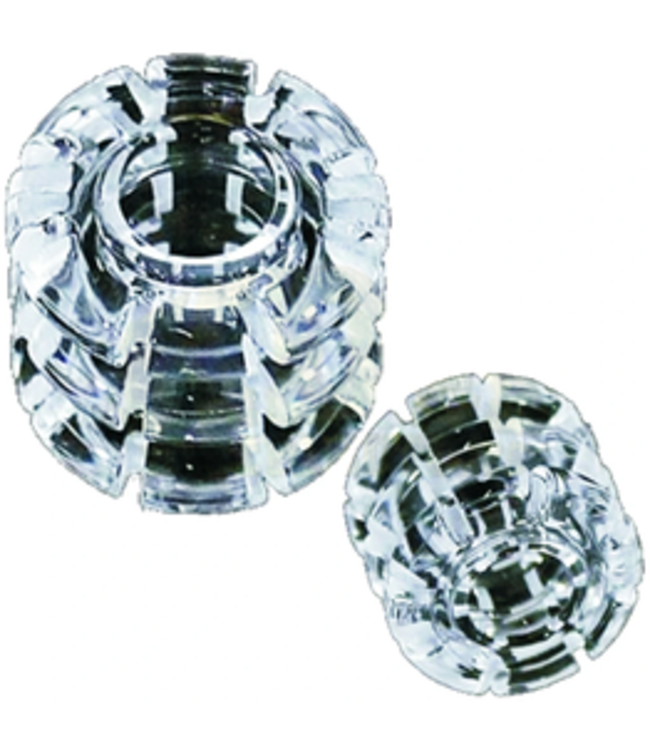 Quartz Diamond Knot Banger Insert