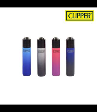 Clipper Clipper Micro Metallic Gradient Refillable Lighter