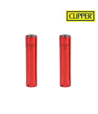 Clipper Clipper Metal Refillable Lighter Red Devil