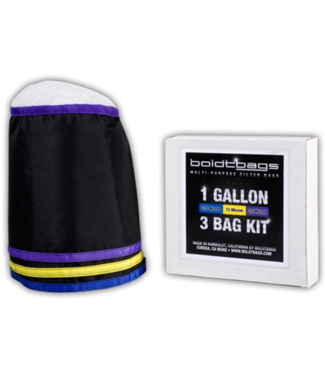 Boldt Bags 1 Gallon 3 Bag Kit
