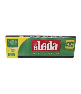 Aleda Green Cellulose Papers King Size